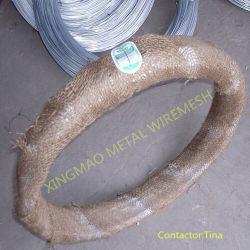 Filo zincato a caldo per Wiremesh con certificato ISO (XM-15)
