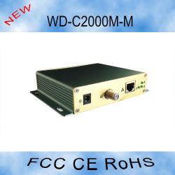 Adattatore coassiale di Wd-C2000m-M per l'alto sistema di controllo della rete digitale