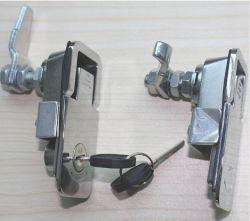 Verrou du loquet du panneau d'armoire électrique, mécanique, serrure de porte du cabinet de verrou d'armoire de distribution de puissance, Al-E7101