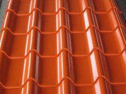 Pannello A Gradini In Metallo Verniciato A Colori/Lamiera Impermeabile In Ferro Satinato