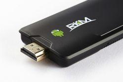 Четырехъядерный процессор ARM Cortex A9 Android 4.4 ТВ ключ с 2g ОЗУ, 8g ПЗУ