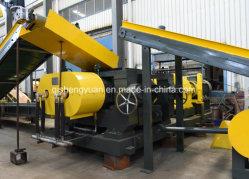 ゴム製粉に機械装置の屑鉄の粉砕機を寸断する金属を無駄にさせる機械をリサイクルする専門のスクラップのタイヤ