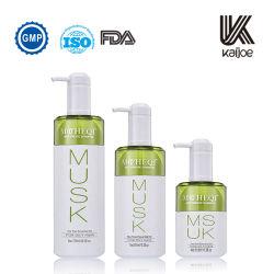 Shampoo van het Haar van de muskus de Anti Vettige Verfrissende van Hoge Quanlity