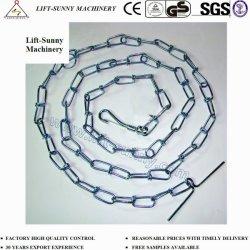 이중 루프 체인 링크 동물 체인 KKn주목형 체인
