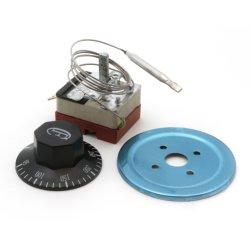220V 16С круговой переключатель регулирования температуры термостата на электрические печи