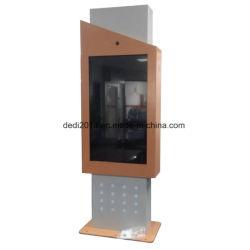 Wasserdichter LCD-Kiosk 49 Zoll-im Freien video bekanntmachender Bildschirm