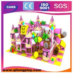 BinnenSpeelplaats van het Thema van het Suikergoed van kinderen de Favoriete (ql-TG004 (3)
