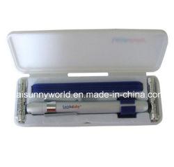 La Alluminio-Lega Penlight con il supporto ed il regalo del divaricatore di Tounge imposta (SW-PL43)