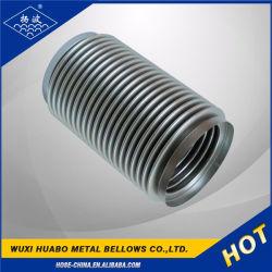 Joint de dilatation du métal en béton ronde