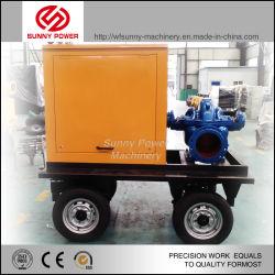 "Trolley-dieselwaterpomp 3"" brandblusapparatuur"