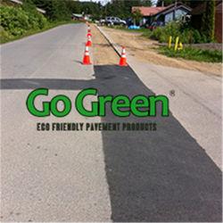 Mantenimiento de Carreteras de asfalto de mezcla fría Premix asfalto para reparar la carretera baches