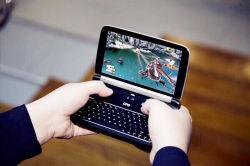 Dag Win 2 console de jeux de 6 pouces de Ordinateur de poche ordinateur portable de jeu Win2 processeur Intel Core M3-7Y30 Win 10 portable