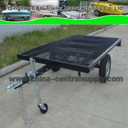 도매 구매 제조자는 만들었다 공용품 2.4X1.4m Snowmobile 트레일러 (CT0201)를