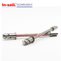 CNC de alta calidad OEM eje metálico para bloqueo de precisión