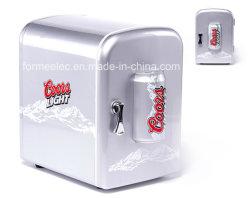 4L Coche refrigerador termoeléctrico & Warmer