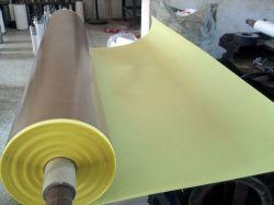 Cinta de fibra de vidrio recubiertas de PTFE Adheive