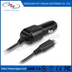 18W de Lader van de Auto USB van QC3.0 met 4FT de Adapter van de Auto van de Draad van TPE