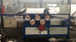 PVC Layflat水配達ホースの農業のホースの放出機械