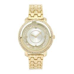 2018 het Hete Verkopende Moderne Horloge van de Juwelen van het Metaal van de Armband van de Dames van het Kwarts van het Ontwerp van de Manier volledig