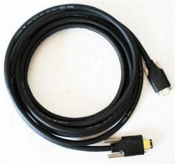 Très flexible Câble Firewire IEEE 1394 pour vitre coulissante de la chaîne de remorquage
