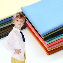 100% قطر ثوب لباس [شيرتينغ] مادة بيع بالجملة بناء لأنّ قميص