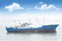 150FT/46m de l'acier de haute mer Chalutier Stern Navire de pêche avec congélateur