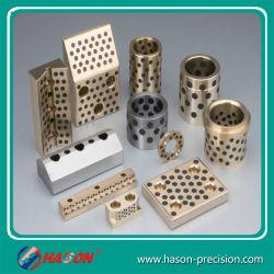 Plaque de bronze Oil-Less Bush & Customed CNC/Pièces du moule