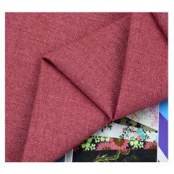 Preço grossista Tingidos de fibra de Fiação de tecido de algodão para as mulheres camisas de malha do tecido de vestuário