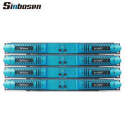 파란 위원회 고성능 2개 옴 안정되어 있는 전력 증폭기 D2-3000 전문가 2 채널 10000W Digtal AMP