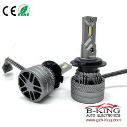 1つの変換キットの良質H7 LEDのヘッドライトの球根小型6000lm 4300K/6000Kの白すべて