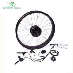 Greenpedel 36V/48V 500W de neumáticos de grasa E juego de bicicletas