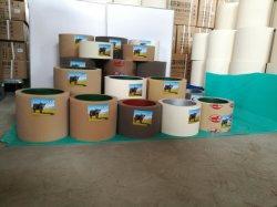 مطحنة الأرز عالية الجودة 6 بوصات من الأسطوانة الحديدية بكرة مطاطية