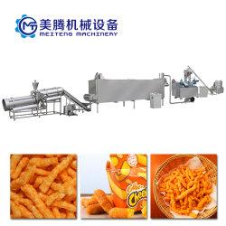En acier inoxydable Cheetos frites croustillantes de ligne de production