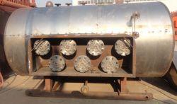 Caldaia a vapore elettrica del riscaldamento di serie di WDR