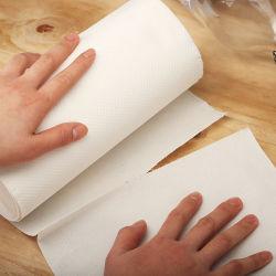 Preço baixo Bambu OEM toalha de papel tissue