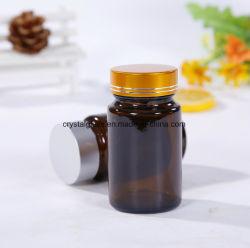 100ml frasco cápsula Medicinal los productos de salud Jar