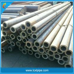 Galvanizado en caliente sin fisuras redonda gruesa pared del tubo de acero de aleación de tubo de acero del tubo de precios