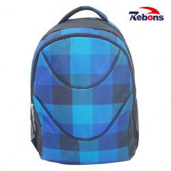 Nouvelle marque sac sac à dos en polyester cationique à armure sergé pour voyager