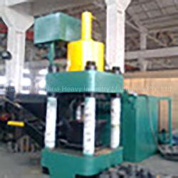 Sucata hidráulico/Cobre/Aluminu/Chip de ferro Briquetagem Pressione para briquetadeira Chip