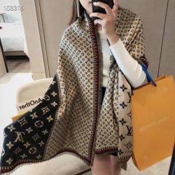 Amazon vende caliente diseñador nuevo de lujo estilo Estrella de la moda Mantón de Fendi tejidos de alta calidad Bufanda de moda