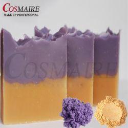 preço de fábrica de sabão em pó corante Non-Toxic Natural pigmento nacarado