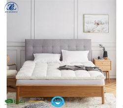 Snow White Ente-Feder-Matratze-Deckel der Baumwolle233t