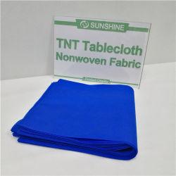 Tabela de polipropileno tecido não tecido produtos têxteis