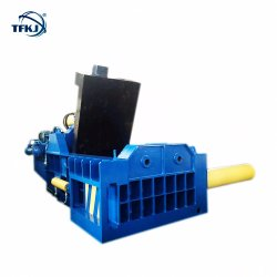 Tf-hydraulischer Metall-Stahlaluminiumabfall-emballierenPressmaschine