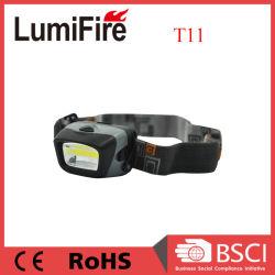 Nouveau lumineux LED 3W COB Projecteur 3*Projecteur AAA