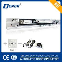 Deper Europen estándar diseñado Kit abridor de puerta corrediza automática