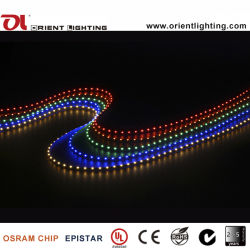 UL Ce SMD LED RVB 335 Side-Emitting 90/M Strip Light LED souples