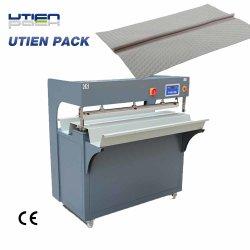 Banner de tecido de PVC Máquina de estanqueidade de soldagem com impulso de soldar de colagem de calor