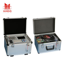 Alta tensión el analizador de Disyuntor/interruptor de prueba de distribución