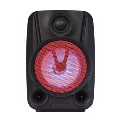 Boombox Orador de Audio Portátil High-Power Mic en el exterior de la serie Plug-in Subwoofer Altavoz inalámbrico Bluetooth